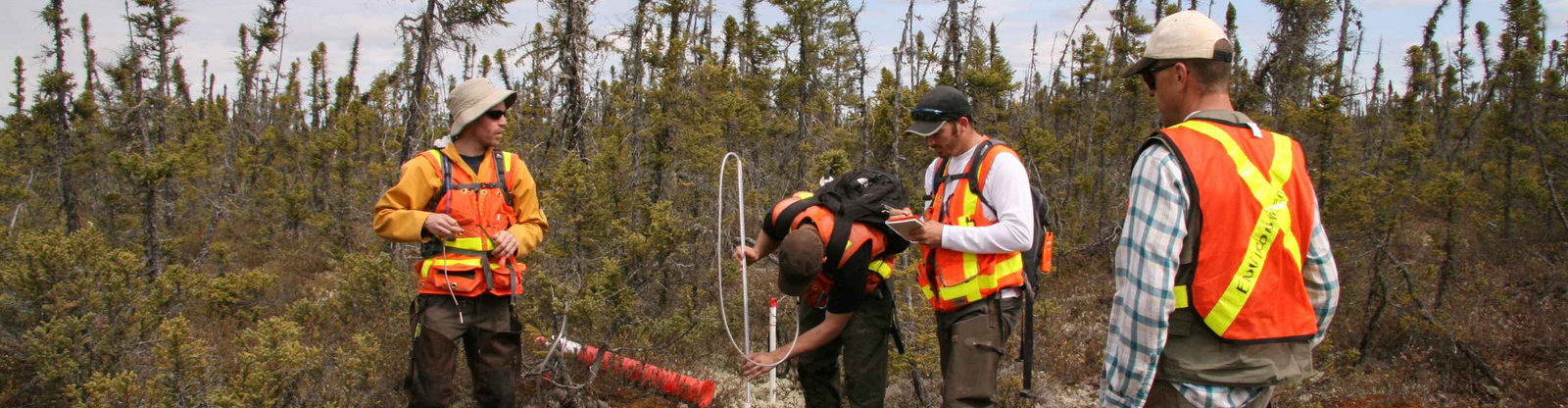 Peatland Hydrology at Brandon University